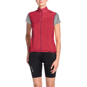 VAUDE Air III Vest Women strawberry